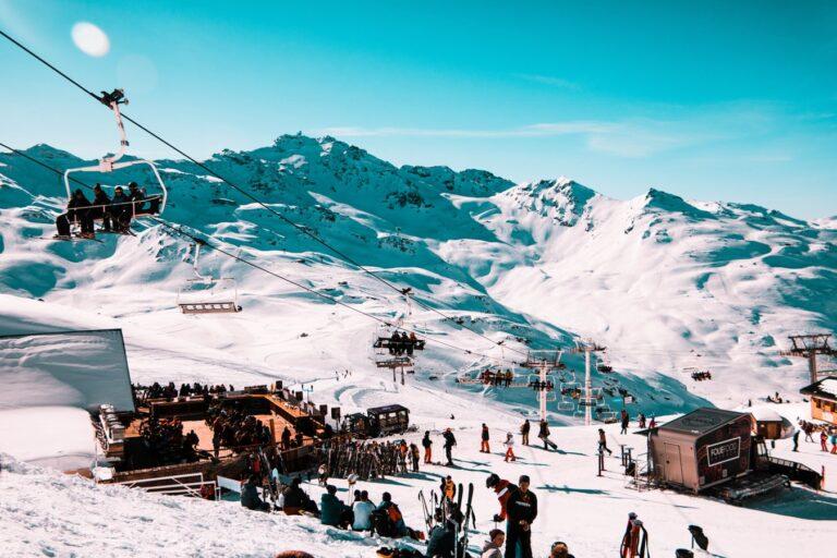 Bedste skidestination i Europa